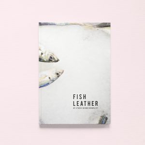 Fish Leather book