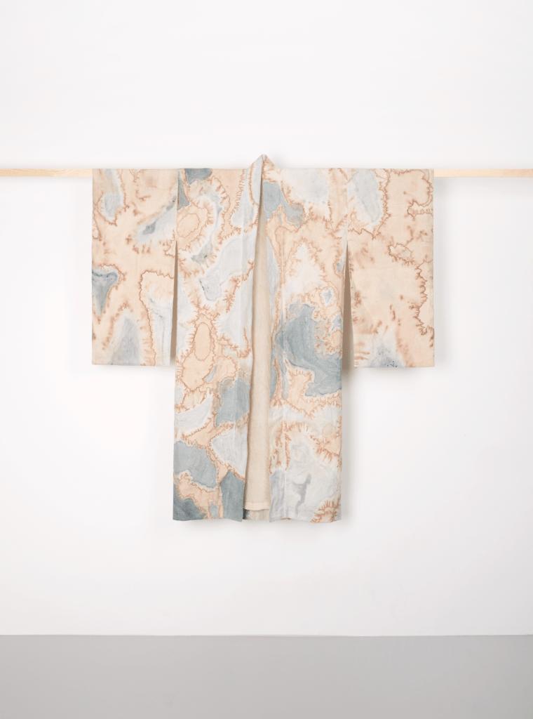 kimono kaumera wastewater naturaldye